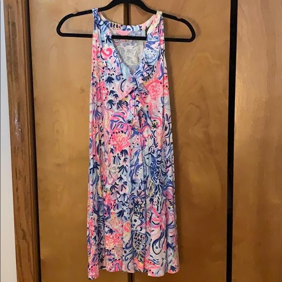 Lilly Pulitzer Dresses & Skirts - Lilly Pulitzer Sleeveless Dress Sz S